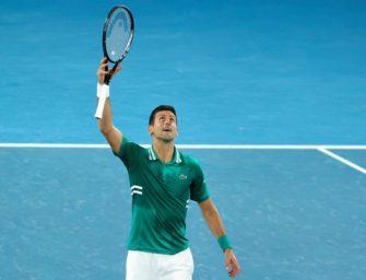 Weltrangliste: Djokovic löst Federer als Rekordhalter ab