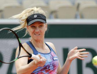 WTA-Turnier in Melbourne: Barthel in Runde zwei gescheitert