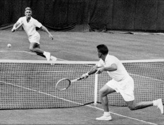 Tennis: USA trauern um Tony Trabert