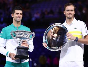 """Djokovic über die jungen Wilden: """"Die haben noch viel Arbeit vor sich"""""""
