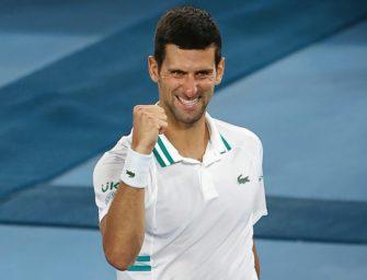 Sportwetten: Medwedew gegen Djokovic auf Augenhöhe