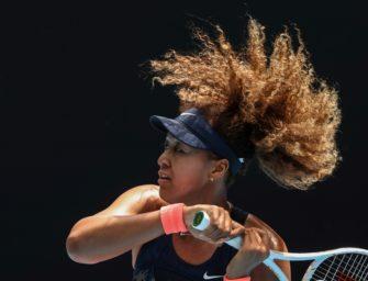 Osaka im Halbfinale der Australian Open