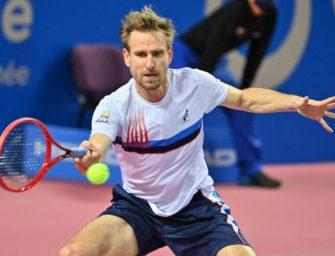 Peter Gojowczyk scheitert in Montpellier im Halbfinale