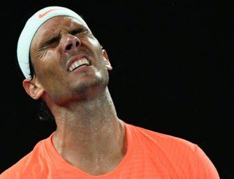 Nach Rotterdam: Nadal sagt wegen Rückenproblemen auch für Acapulco ab