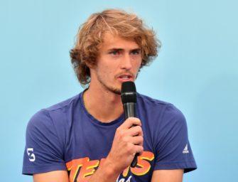 """Zverev mit Kritik an der ATP: """"Nur auf das Finanzielle fokussiert"""""""