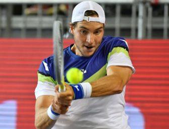 ATP-Masters in Miami: Struff zieht in dritte Runde ein