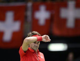 Federer wird Markenbotschafter der Schweiz
