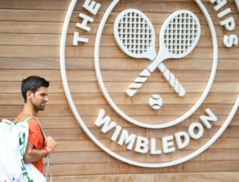 Wimbledon plant mit weniger Zuschauern