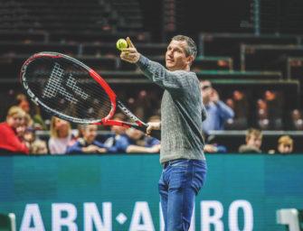 """Richard Krajicek über den Aufschlag: """"Der Ballwurf ist das Entscheidende"""""""