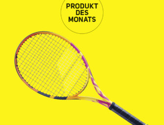 Produkt des Monats presented by Tennis-Point: Babolat Pure Aero Rafa