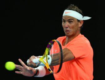 Nadal vor Start in Monte Carlo fit und optimistisch