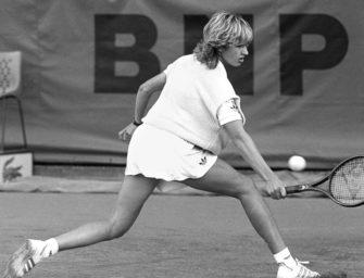 Rückblick – 13. April 1986: Steffi Graf gewinnt ihr erstes Turnier