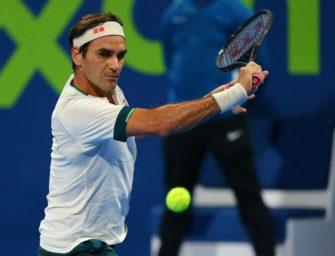 Federer verzichtet auf Masters in Rom