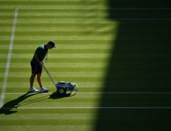 Rückblick am 1. April: Wimbledon fällt aus