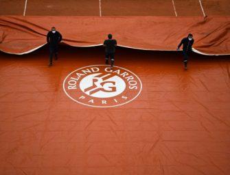 French Open um eine Woche verschoben