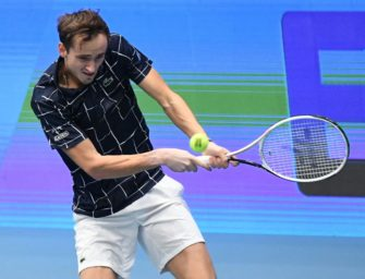 Masters in Monte Carlo: Medvedev mit positivem Coronatest