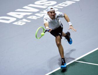 Davis-Cup-Finalrunde in drei Städten: Deutschland in Innsbruck