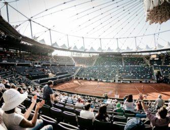 ServusTV zeigt Tennisturnier am Hamburger Rothenbaum