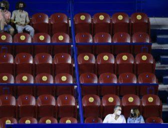 Italien erlaubt Zuschauer beim Masters in Rom