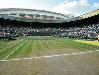 Über 25 Prozent Auslastung: Wimbledon hofft auf mehr Zuschauer