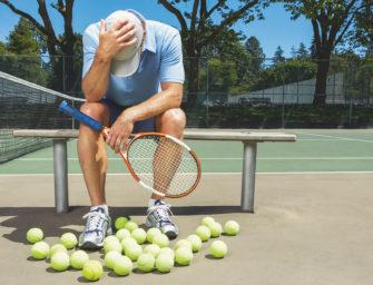 Mental stark im Tennis – Tipps gegen Nervosität