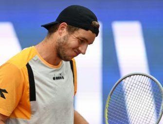 ATP-Turnier in München: Struff verliert sein erstes Endspiel