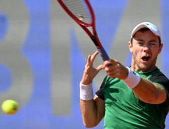 Tennis: Koepfer scheitert in Madrid