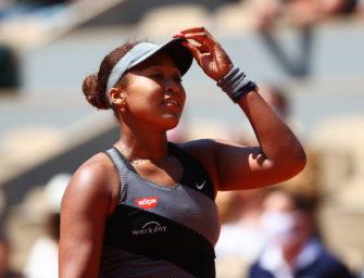 Was steckt hinter dem Medienboykott von Naomi Osaka bei den French Open?