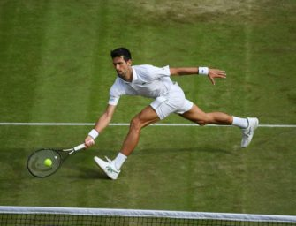 Djokovic absolviert Wimbledon-Vorbereitung auf Mallorca