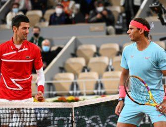Das Dauerduell: Djokovic gegen Nadal im Paris-Halbfinale