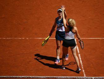 """Einzel und Doppel: Krejcikova gewinnt """"Double"""" bei den French Open"""