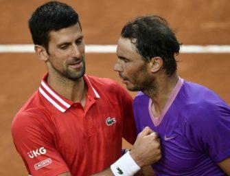 """Djokovic fiebert Duell mit Nadal entgegen: """"Der größte Rivale, den ich je hatte"""""""