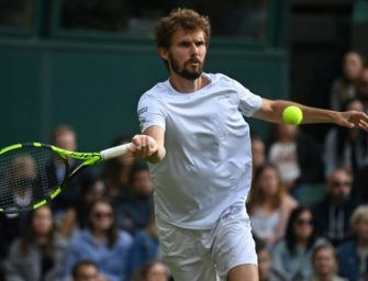 Wimbledon-Qualifikant Otte verpasst Überraschung gegen Murray knapp