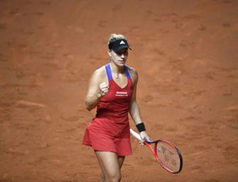 Berliner WTA-Turnier mit Kerber live bei ServusTV