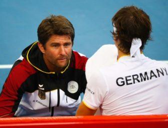 """Davis-Cup-Teamchef Kohlmann: """"Zverev spielt in Wimbledon um den Titel mit"""""""