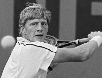 16. Juni 1985: Beckers erster Turniersieg