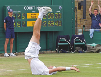 """Reporter von Isner vs. Mahut: """"Es war das erste Tennismatch, das ich kommentierte"""""""