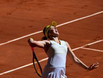 French Open: Pavlyuchenkova erste Finalistin in Paris