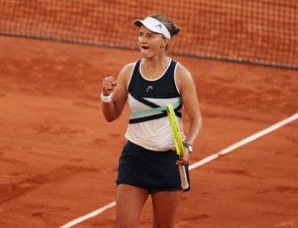 Barbora Krejcikova: Paris-Finalistin in Bad Homburg am Start
