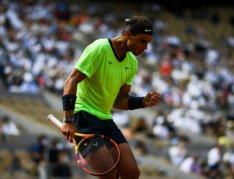 Nadal wackelt erstmals: Mit Satzverlust ins Halbfinale von Roland Garros