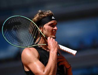 Zverev verpasst Finale der French Open