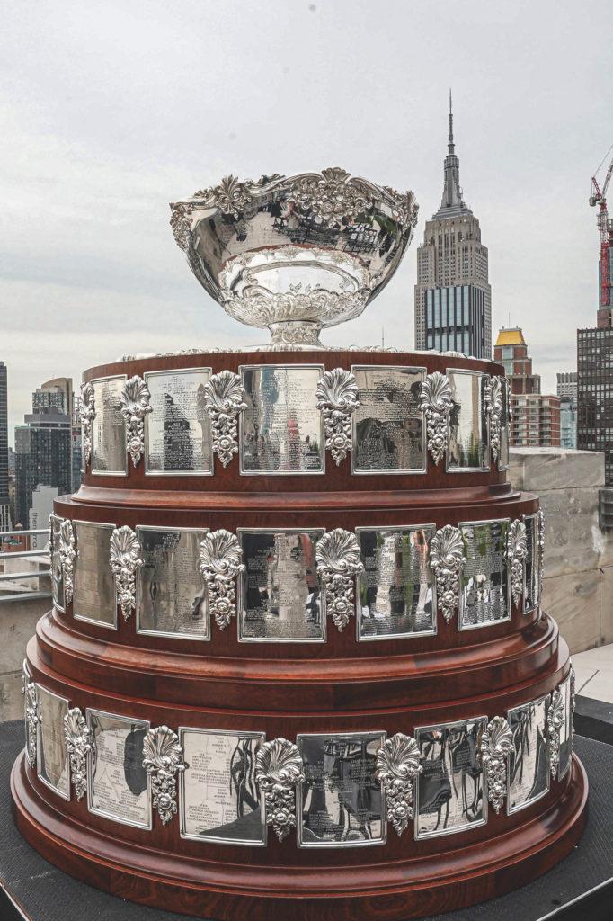 Davis Cup - Pokal
