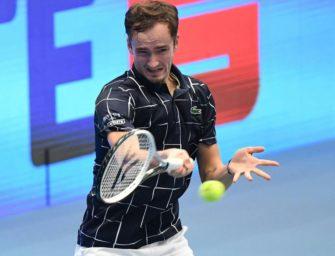 Medwedew gewinnt auf Mallorca elften Karriere-Titel