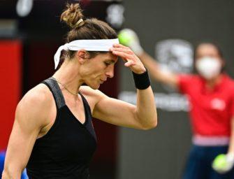 Berlin: Petkovic verliert in der ersten Runde