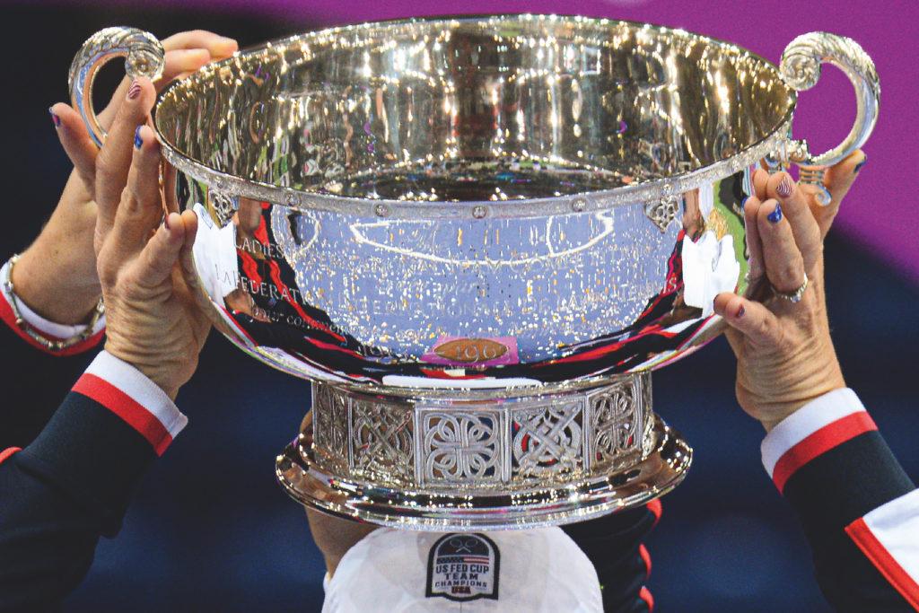 Fed Cup - Pokal