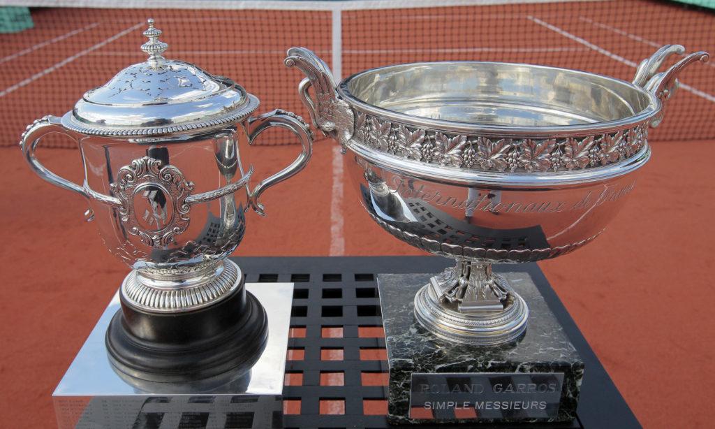 French Open - Pokale
