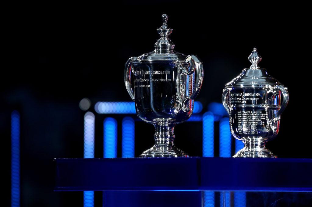 US Open - Pokale