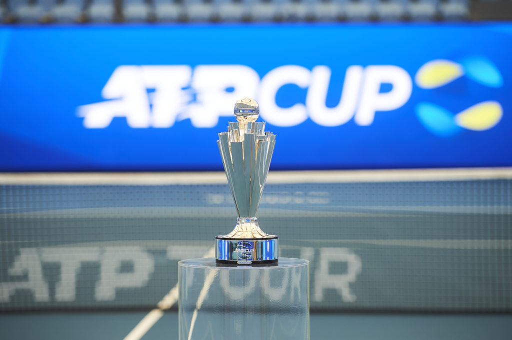 ATP Cup - Pokal