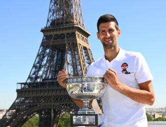 French-Open-Analyse: Holt Novak Djokovic den Golden Slam?