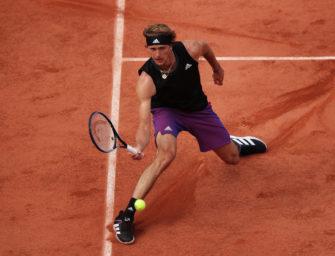 French Open: Zverev begegnet einem alten Bekannten